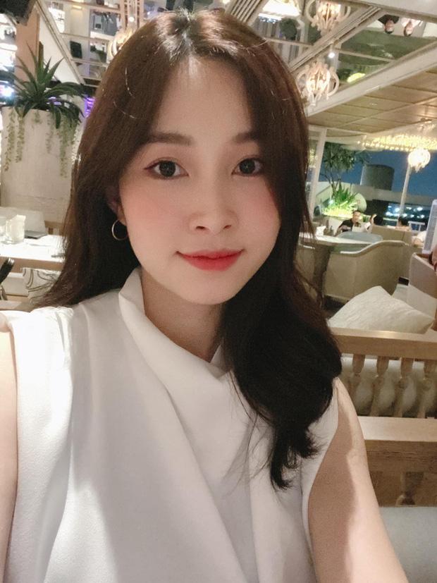 Hoa hậu Đặng Thu Thảo lộ gương mặt mũm mĩm, tăng cân sau khi sinh con trai-1