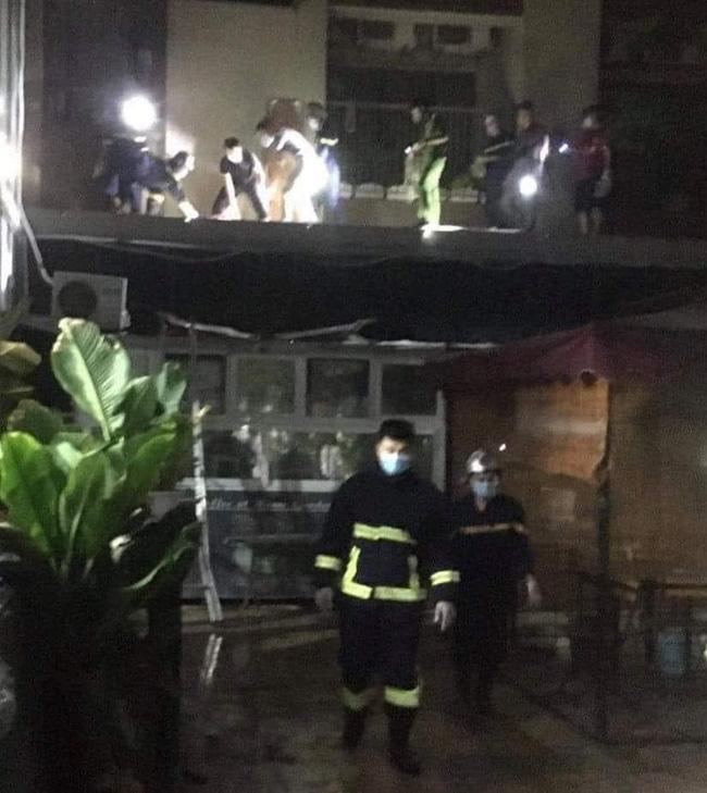 Hà Nội: Nam thanh niên rơi từ tầng 28 tòa nhà chung cư tử vong sau cuộc cãi vã với bạn gái-1