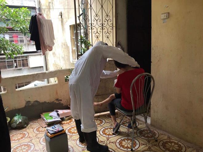 4 bệnh nhân COVID-19 ghi nhận mới đây ở Hà Nội có mối liên quan gì?-1