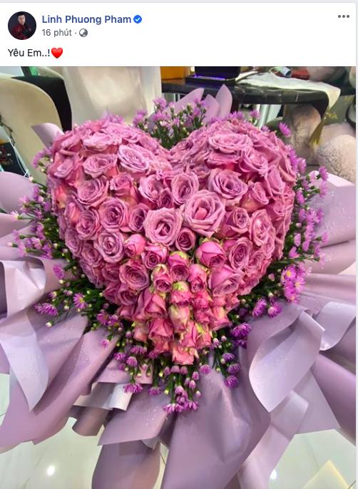 Cuối cùng cũng phát hiện đoá hoa Yêu em của TiTi trong đống quà sinh nhật Nhật Kim Anh rồi đây!-2