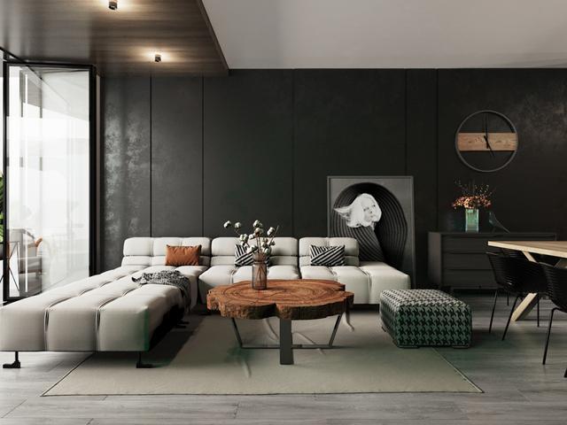 52 mẫu thiết kế phòng khách đẹp từng chi tiết năm 2020 bạn không nên bỏ qua-7