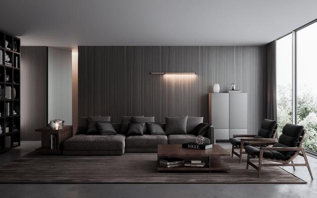 52 mẫu thiết kế phòng khách đẹp từng chi tiết năm 2020 bạn không nên bỏ qua-8