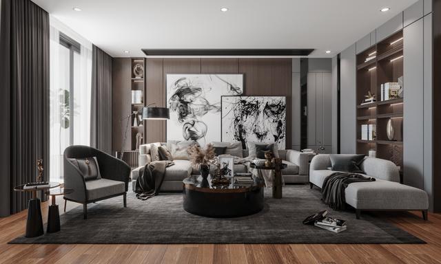 52 mẫu thiết kế phòng khách đẹp từng chi tiết năm 2020 bạn không nên bỏ qua-9