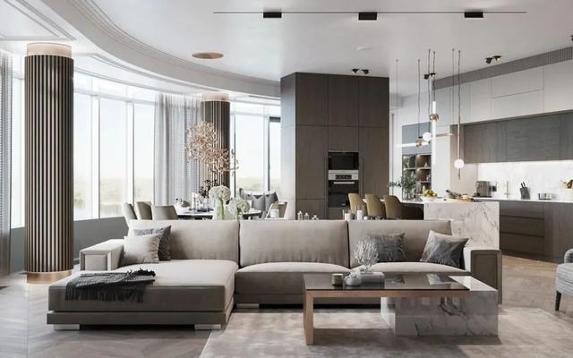 52 mẫu thiết kế phòng khách đẹp từng chi tiết năm 2020 bạn không nên bỏ qua-11