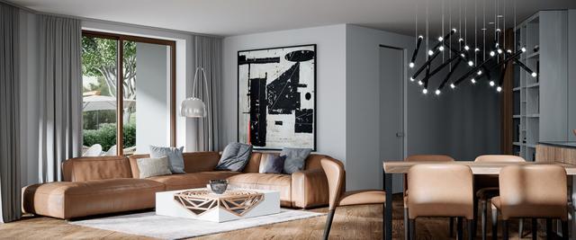 52 mẫu thiết kế phòng khách đẹp từng chi tiết năm 2020 bạn không nên bỏ qua-14