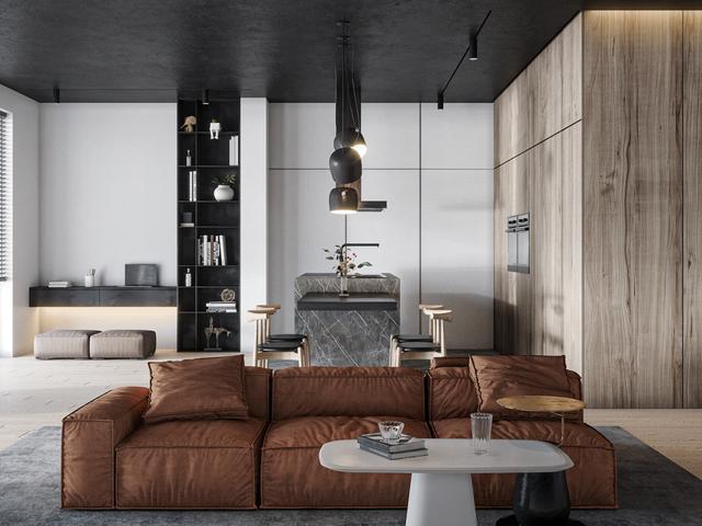 52 mẫu thiết kế phòng khách đẹp từng chi tiết năm 2020 bạn không nên bỏ qua-15