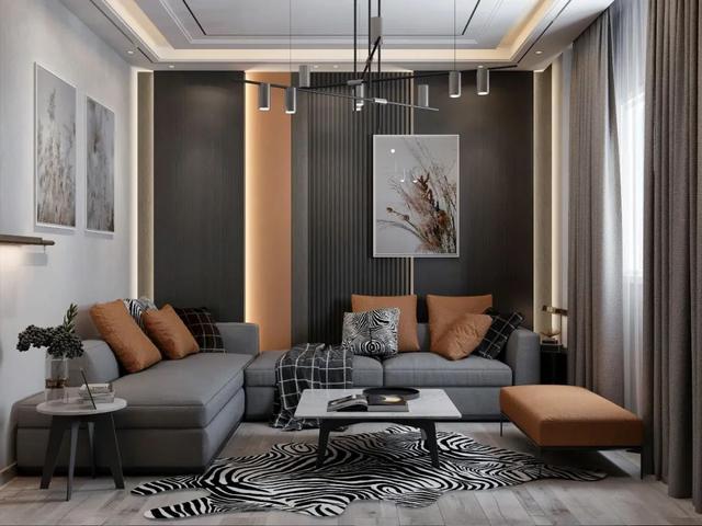 52 mẫu thiết kế phòng khách đẹp từng chi tiết năm 2020 bạn không nên bỏ qua-17