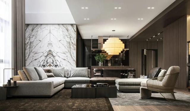 52 mẫu thiết kế phòng khách đẹp từng chi tiết năm 2020 bạn không nên bỏ qua-19