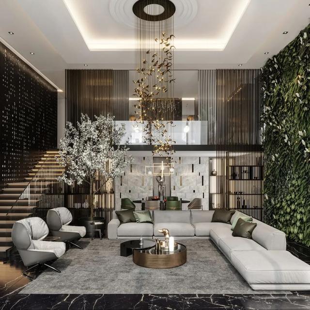 52 mẫu thiết kế phòng khách đẹp từng chi tiết năm 2020 bạn không nên bỏ qua-20