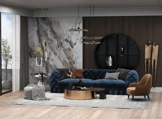 52 mẫu thiết kế phòng khách đẹp từng chi tiết năm 2020 bạn không nên bỏ qua-22