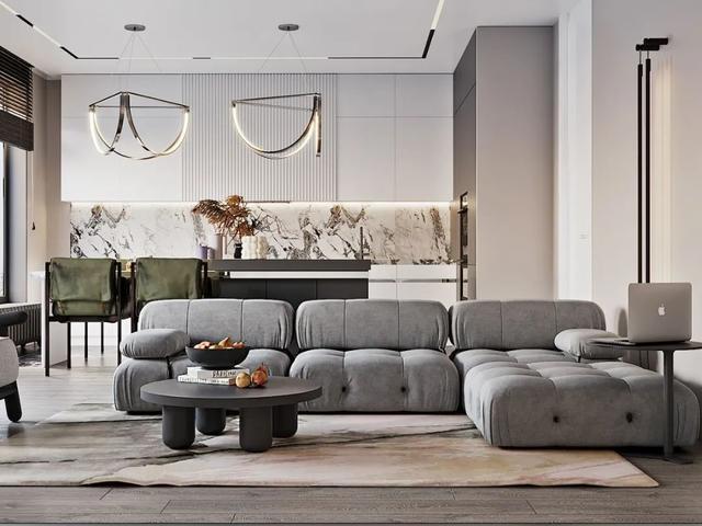 52 mẫu thiết kế phòng khách đẹp từng chi tiết năm 2020 bạn không nên bỏ qua-26
