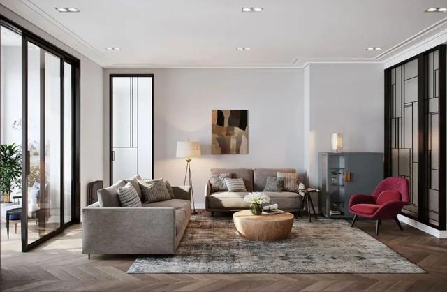52 mẫu thiết kế phòng khách đẹp từng chi tiết năm 2020 bạn không nên bỏ qua-28