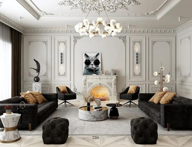 52 mẫu thiết kế phòng khách đẹp từng chi tiết năm 2020 bạn không nên bỏ qua-30