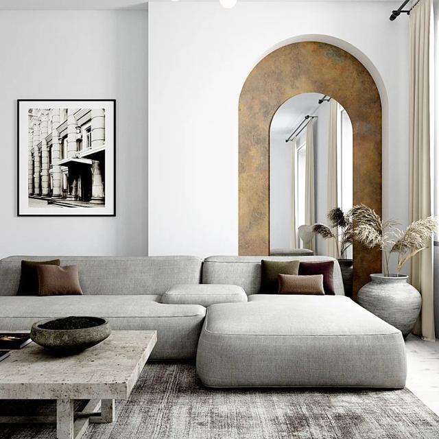 52 mẫu thiết kế phòng khách đẹp từng chi tiết năm 2020 bạn không nên bỏ qua-33