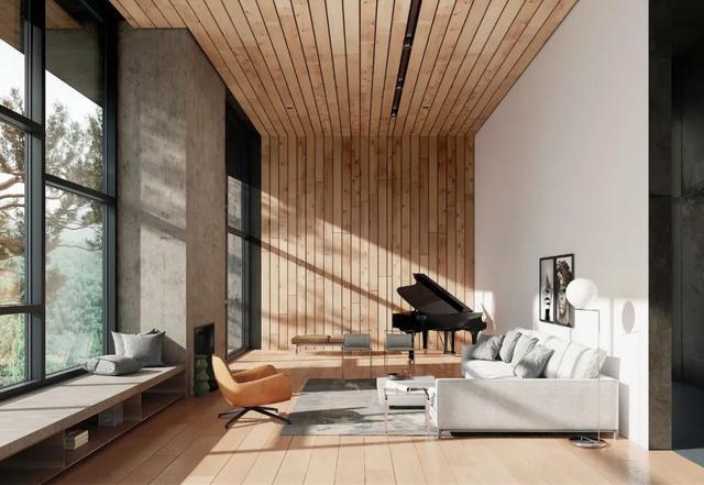 52 mẫu thiết kế phòng khách đẹp từng chi tiết năm 2020 bạn không nên bỏ qua-37
