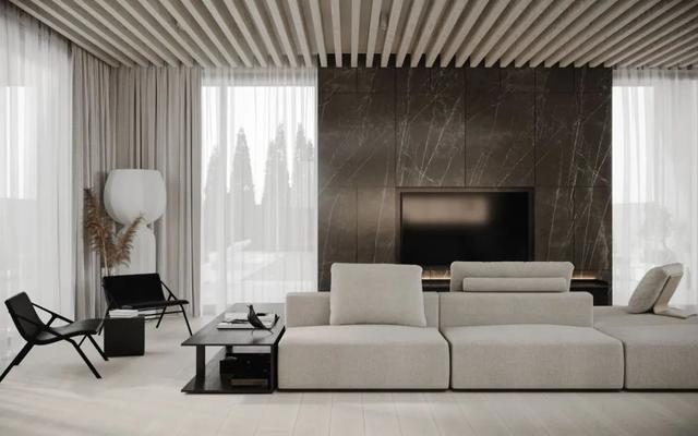 52 mẫu thiết kế phòng khách đẹp từng chi tiết năm 2020 bạn không nên bỏ qua-38