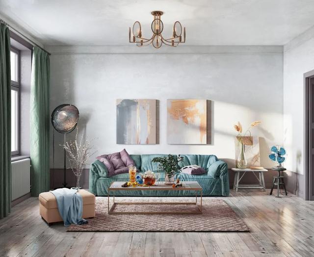 52 mẫu thiết kế phòng khách đẹp từng chi tiết năm 2020 bạn không nên bỏ qua-44