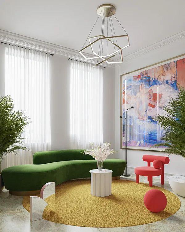 52 mẫu thiết kế phòng khách đẹp từng chi tiết năm 2020 bạn không nên bỏ qua-45