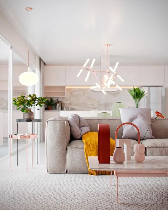 52 mẫu thiết kế phòng khách đẹp từng chi tiết năm 2020 bạn không nên bỏ qua-46