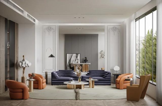 52 mẫu thiết kế phòng khách đẹp từng chi tiết năm 2020 bạn không nên bỏ qua-48
