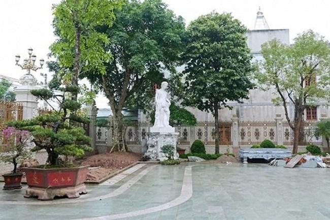 Xã giàu có ở Việt Nam, biệt thự không hiếm, có lâu đài xây 9 năm tốn hàng chục tỷ-11