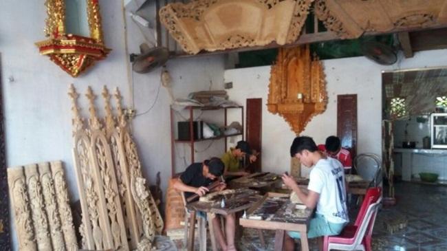 Xã giàu có ở Việt Nam, biệt thự không hiếm, có lâu đài xây 9 năm tốn hàng chục tỷ-13