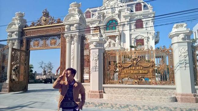Xã giàu có ở Việt Nam, biệt thự không hiếm, có lâu đài xây 9 năm tốn hàng chục tỷ-9