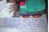 Sinh viên bỏ rơi con gái mới sinh cùng bức thư tay nhờ nuôi dưỡng