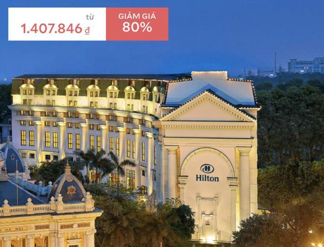Giá phòng khách sạn 5 sao ở Hà Nội giảm kịch sàn-1
