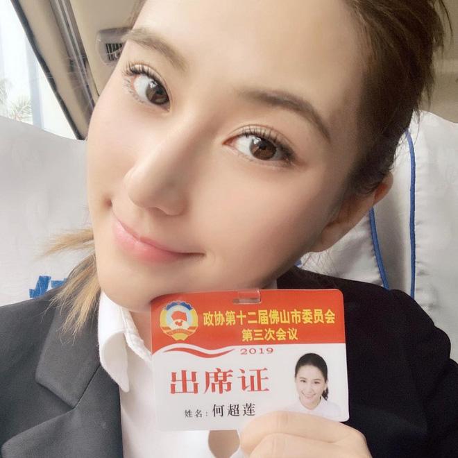 Ái nữ đẹp nhất nhà Vua sòng bài Macau: Mặt nét nào ra nét ấy, makeup đỉnh miễn chê, body cũng xuất sắc tới độ cân mọi style-3