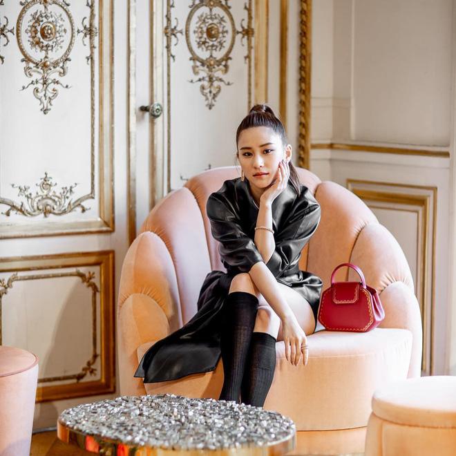 Ái nữ đẹp nhất nhà Vua sòng bài Macau: Mặt nét nào ra nét ấy, makeup đỉnh miễn chê, body cũng xuất sắc tới độ cân mọi style-10