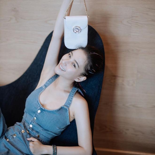 Ái nữ đẹp nhất nhà Vua sòng bài Macau: Mặt nét nào ra nét ấy, makeup đỉnh miễn chê, body cũng xuất sắc tới độ cân mọi style-11