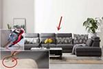 Ghế sofa đặt như thế này thì gia đình giàu sang, tài lộc dồi dào, gia chủ tha hồ đón vượng khí-3