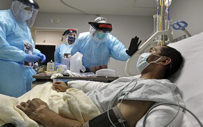 Sốc: Tìm thấy virus SARS-CoV-2 trong da người!-2