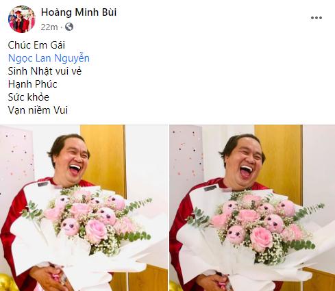 Diễn viên Huy Khánh và Hoàng Mập tranh cãi vì bài đăng liên quan tới Ngọc Lan cùng Thanh Bình-5