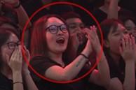 Cô gái xuất hiện nhiều nhất Rap Việt dù không phải thí sinh, dân tình nghi anh quay phim crush chị này