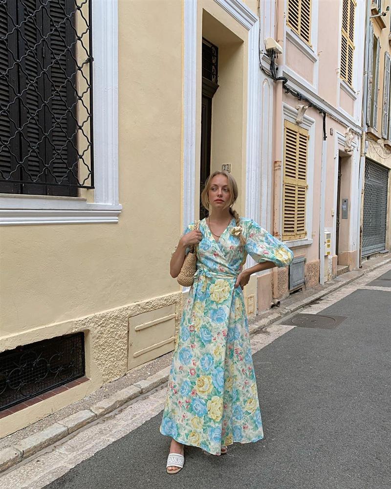 Phụ nữ Pháp mê váy quấn như điếu đổ, diện lên vừa xinh vừa sang lại trông gầy đi hẳn vài kilogram-8
