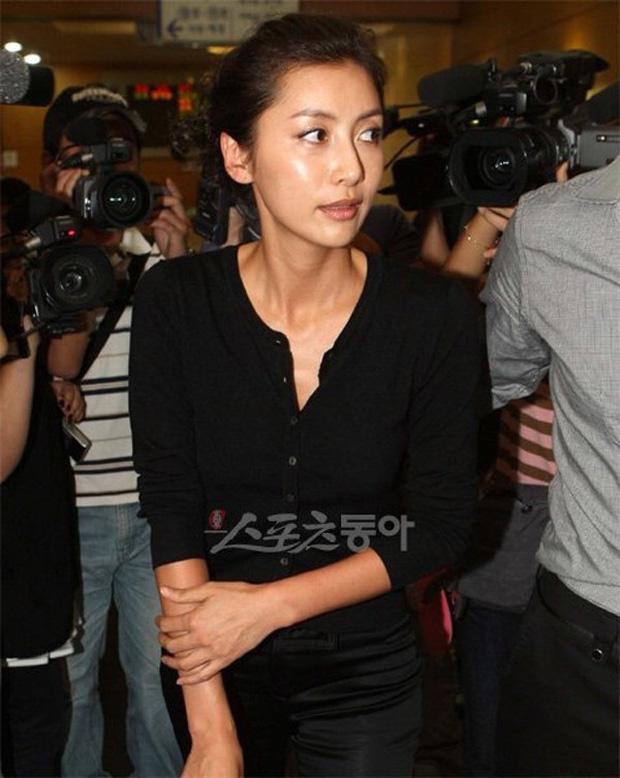 Dàn Hoa hậu, Á hậu bê bối nhất lịch sử Hàn Quốc: Từ bán dâm, phá thai đến đi tù, sốc nhất vụ sao Gia Đình Là Số 1 lộ băng sex-5