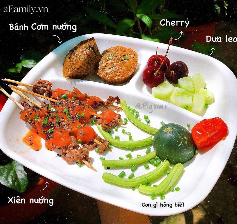 """Mẹ Quảng Nam khoe thực đơn ăn dặm cho con nhìn như nhà hàng 5 sao, bé 11 tháng đã ăn cả thế giới"""" nhờ bí quyết đặc biệt-3"""