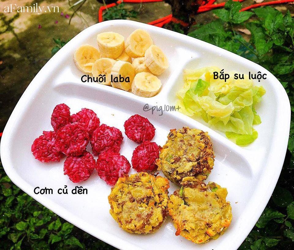 """Mẹ Quảng Nam khoe thực đơn ăn dặm cho con nhìn như nhà hàng 5 sao, bé 11 tháng đã ăn cả thế giới"""" nhờ bí quyết đặc biệt-10"""