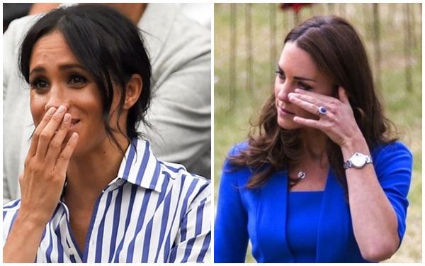 Sách mới về nhà Sussex tiết lộ thông tin cuộc chiến hoàng gia giữa Meghan Markle và Công nương Kate, ai mới thực sự là người phải rơi nước mắt?-1