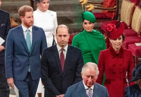 Sách mới về nhà Sussex tiết lộ thông tin cuộc chiến hoàng gia giữa Meghan Markle và Công nương Kate, ai mới thực sự là người phải rơi nước mắt?-2