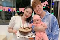 """Sau 2 năm kết hôn, vợ Sỹ Luân bất ngờ nhắn nhủ mẹ chồng trên sóng truyền hình: """"Con mong mẹ tha thứ cho con"""""""