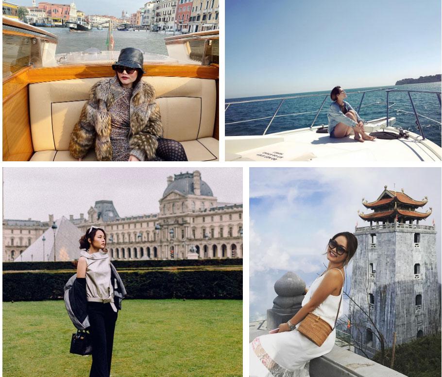 Cô con gái của vua ô tô Việt lọt Top 4 rich kid được báo châu Á gọi tên có cuộc sống sang chảnh cỡ nào?-5