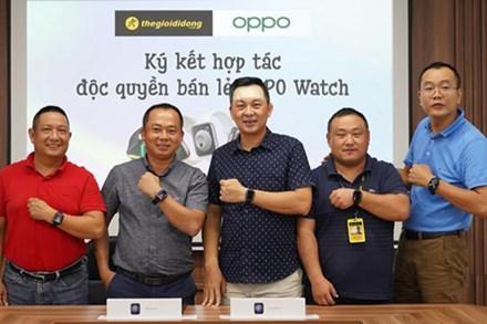 Oppo Watch, Samsung Watch 3, Mi Band 5: Vì sao đều chọn Thế Giới Di Động?