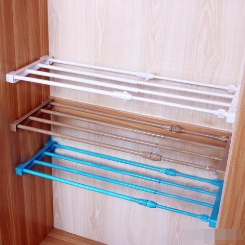 Tủ quần áo không có những vật dụng này, khả năng lưu trữ sẽ giảm đi một nửa-1