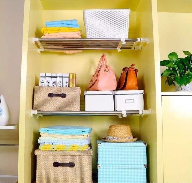 Tủ quần áo không có những vật dụng này, khả năng lưu trữ sẽ giảm đi một nửa-2