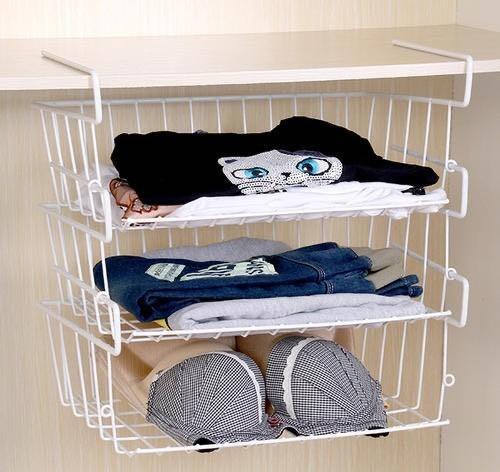 Tủ quần áo không có những vật dụng này, khả năng lưu trữ sẽ giảm đi một nửa-12