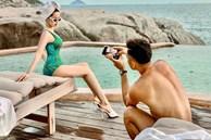 Trên đời luôn có một người như chồng Tâm Tít, gắng sức chụp ảnh cho vợ đến trẹo cả xương sống, chuẩn doanh nhân bên ngoài nhiều tiền bên trong chiều vợ