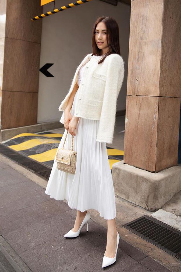Hòa Minzy với 1 chiếc váy nhưng 2 số phận: Khi thì sang chảnh, cao ráo lúc lại vừa dừ vừa dìm dáng-1